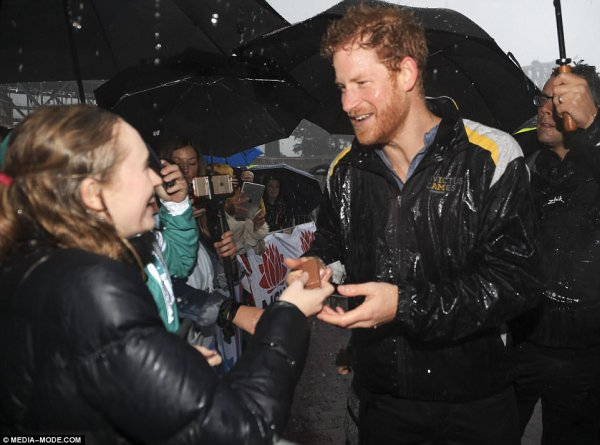 Prince Harry - Sydney Australia , le 07 juin 2017