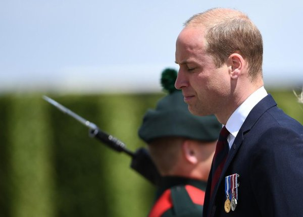 Prince William - Battle of Messines Ridge Commemorations Belgium , le 07 juin  2017 _ Suite