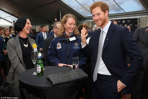 Prince Harry - Sydney Australia , le 07 juin 2017 _ Suite