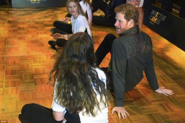 Prince Harry - Sydney Australia , le 08 juin 2017