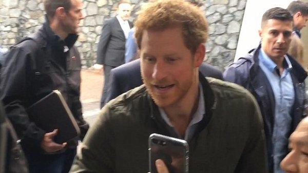 Prince Harry - Sydney Australia , le 08 juin 2017 _ Suite