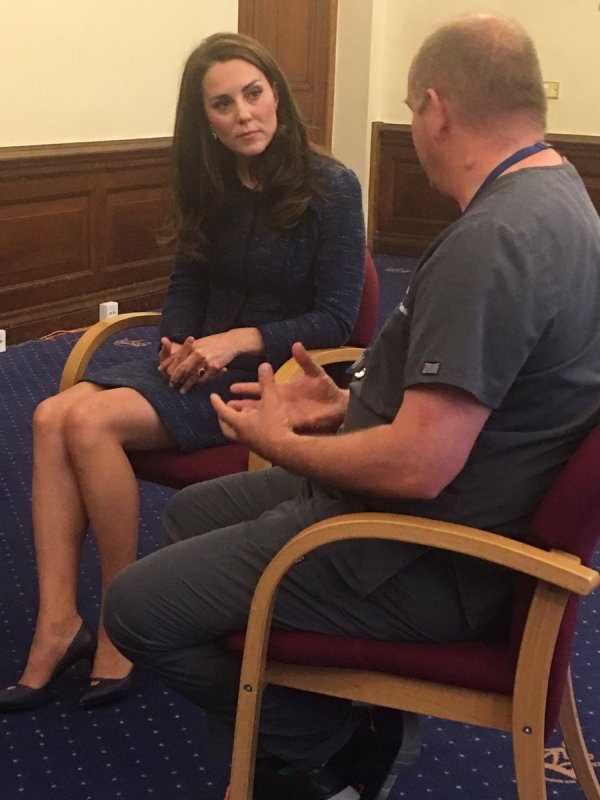 Duchess Catherine - Kings College Hospital , le 12 Juin 2017 _ Suite
