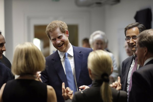 Prince Harry - @ChathamHouse , le 15 juin 2017