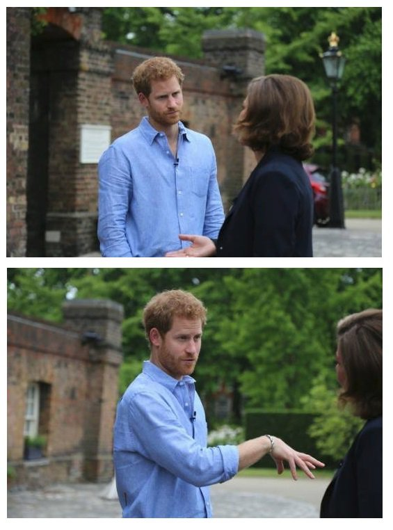 Prince Harry - Journey to Invictus , Juin 2017
