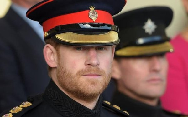 Prince Harry - The Household Division's Beating Retreat  Horse Guards Parade , le 15 Juin 2017