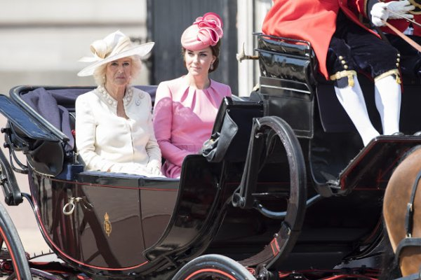 Trooping the Colour, le 17 Juin 2017