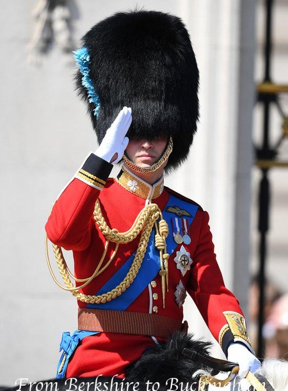 Trooping the Colour, le 17 Juin 2017 _ Suite