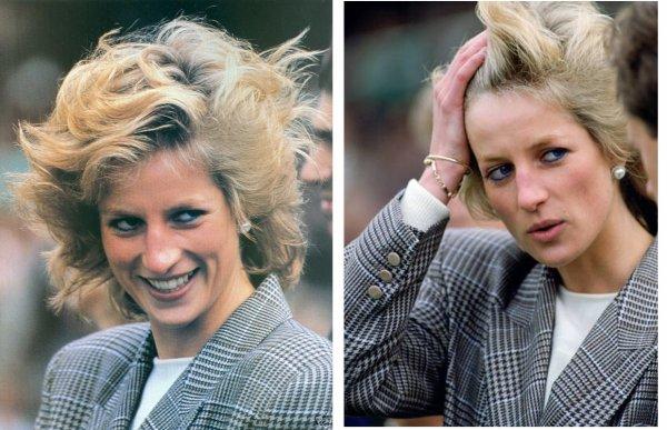 Princess Diana - The European Horse Trial Championships , le 10 Septembre 1989