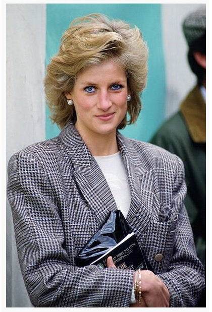 Princess Diana - The European Horse Trial Championships , le 10 Septembre 1989 _ Suite