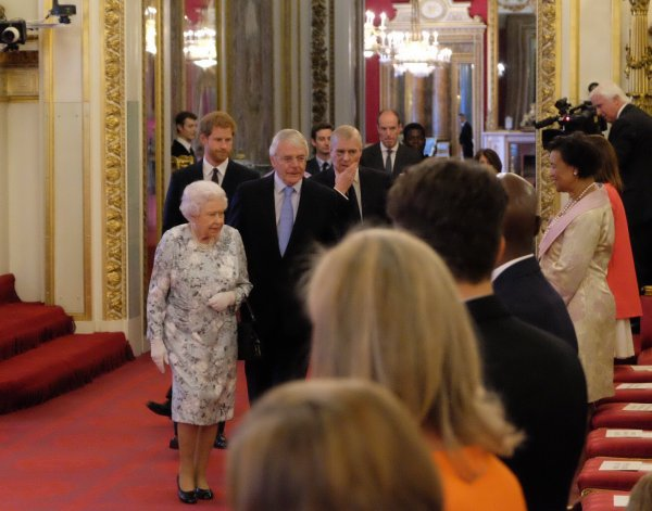 Prince Harry - the Queen's Young Leaders Awards 2017 , le 29 Juin 2017