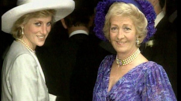 Charles Spencer Viscount Althorp & Victoria Lockwood Wedding , le 16 septembre 1989 _ Suite