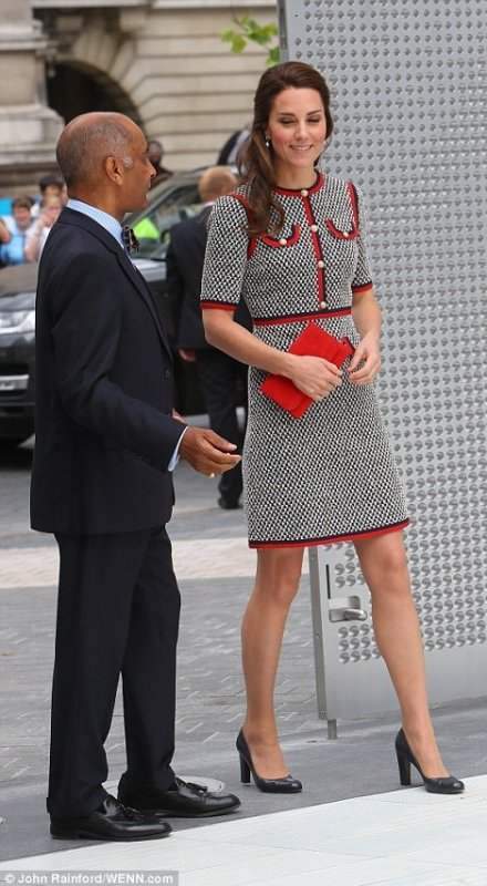 Duchess Catherine - V&A Exhibition , le 29 Juin 2017
