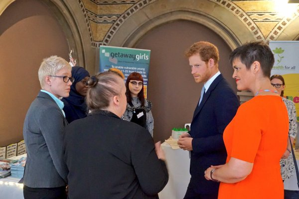 Prince Harry - Leeds Day 1 , le 06 Juillet 2017 _ Suite