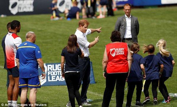 Prince Harry - Leeds Day 1 , le 06 Juillet 2017 _ Suite