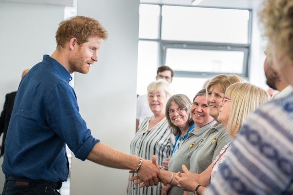 Prince Harry - Leeds Day 2 , le 07 juillet 2017 _ Suite