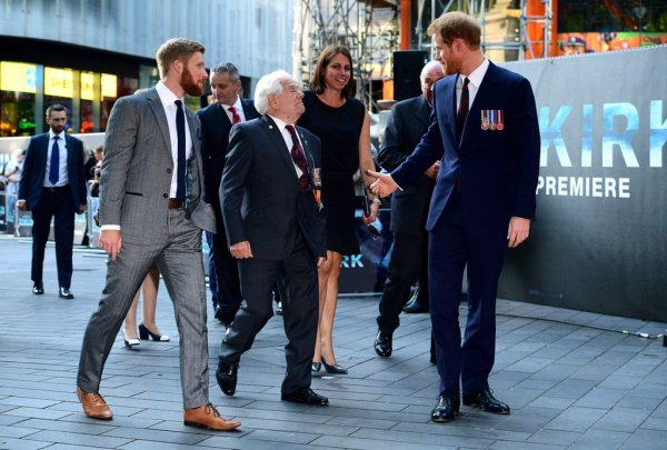 William - Catherine - Harry , le 13 Juillet 2017 _ Suite