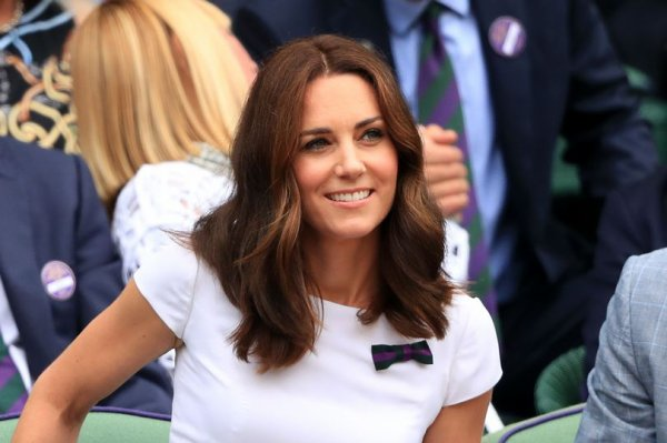 William & Catherine - Wimbledon 2017 , le 16 Juillet 2017 _ Suite