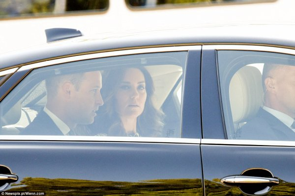 William & Catherine - Poland & Germany Tour , le 17 & 18 juillet 2017 _ Suite