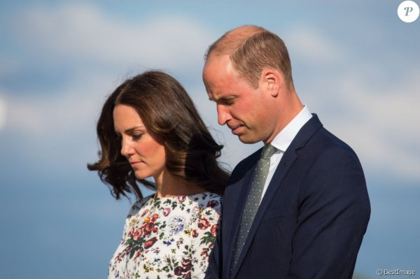 William & Catherine - Poland & Germany Tour , le 18 juillet 2017 _ Suite