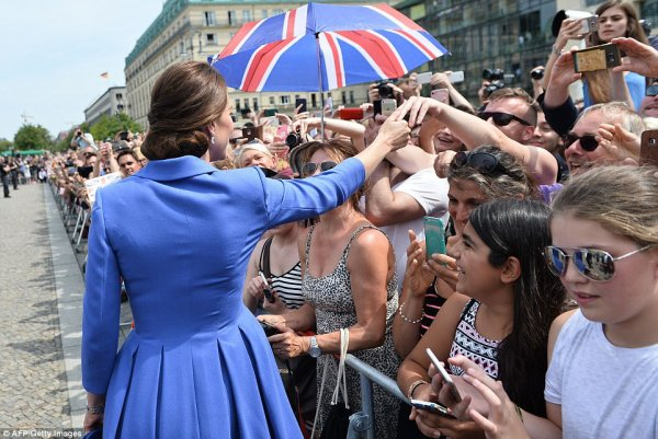 William & Catherine - Poland & Germany Tour , le 19 juillet 2017 _ Suite