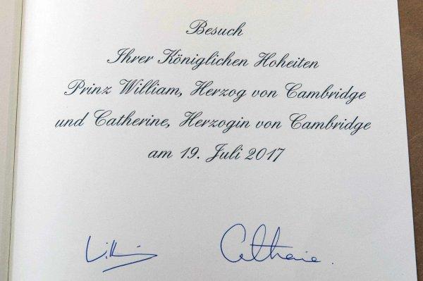 William & Catherine - Poland & Germany Tour , le 19 juillet 2017 _ Suite