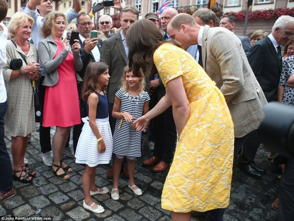 William & Catherine - Poland & Germany Tour , le 20 juillet 2017 _ Suite