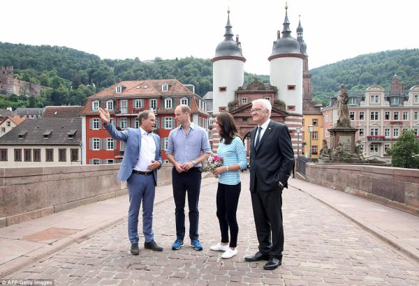 William & Catherine - Poland & Germany Tour , le 20 juillet 2017 _ Suite