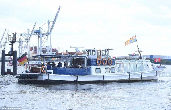 William & Catherine - Poland & Germany Tour , le 21 juillet 2017 _ Suite