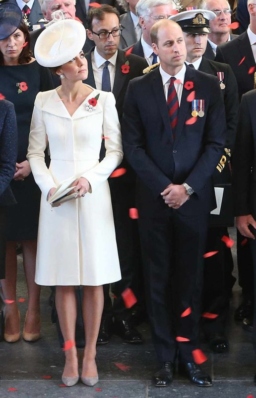 William & Catherine - Belgium , le 30 juillet 2017 _ Suite