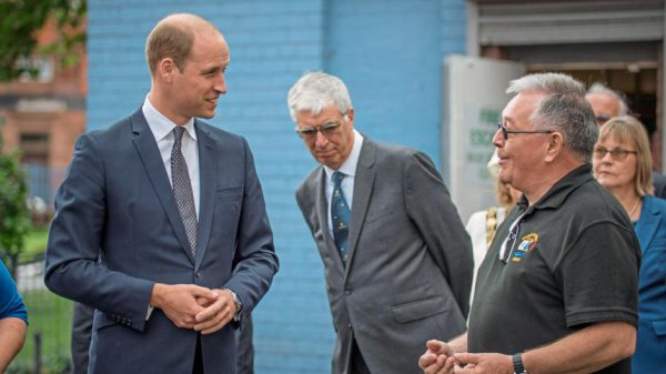 Prince William , le 14 Septembre 2017 _ Suite