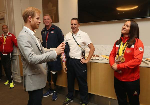 Prince Harry - The Closing Ceremony Of The Invictus Games 2017 , le 30 Septembre 2017