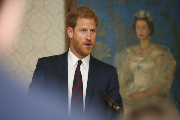 Prince Harry , le 09 Octobre 2017 _ Suite