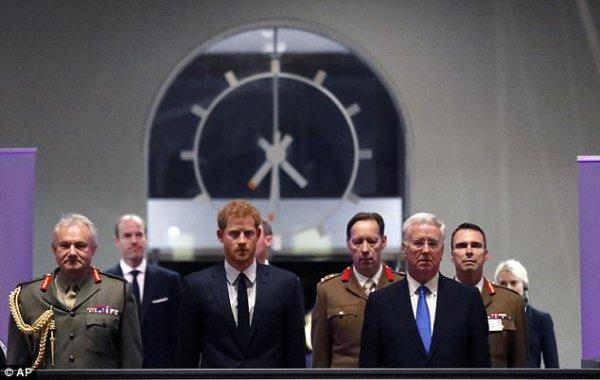 Prince Harry , le 09 Octobre 2017 _ Suite