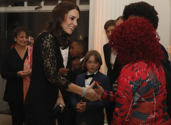 Duchess Catherine -2017 Gala Dinner for The Anna Freud,le 07 November 2017