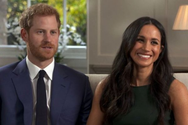 Prince Harry et Miss Meghan Markle , le 27 Novembre 2017 _ Suite