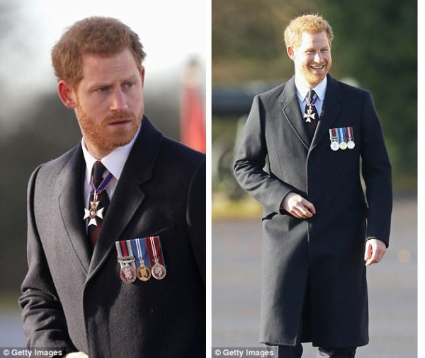 Prince Harry - The Sovereign's Parade Royal Military , le 15 décembre 2017