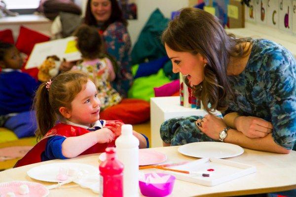 Duchess Catherine - Reach Academy Feltham , le 10 Janvier 2018 _ Suite