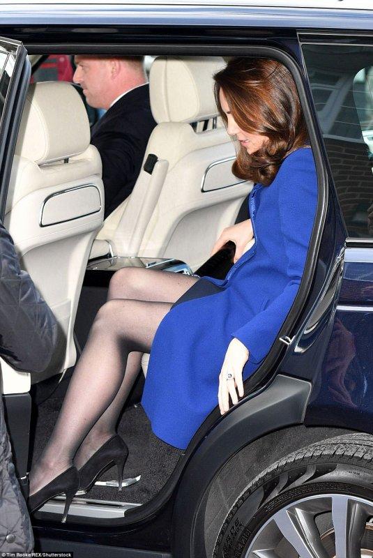Duchess Catherine - Essex , le 07 Février 2018