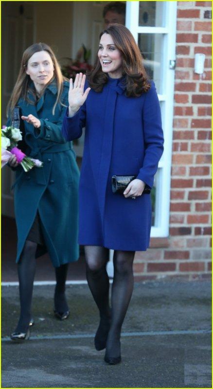 Duchess Catherine - Essex , le 07 Février 2018 _ Suite