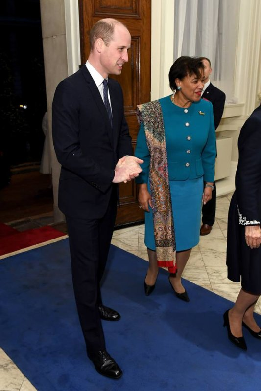 2018 Commonwealth Day , le 12 Mars 2018 _ Suite