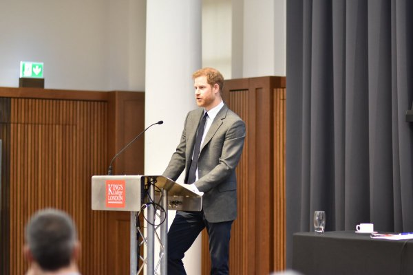 Prince Harry - Veterans' Mental Health Conference , le 15 Mars 2018 _ Suite