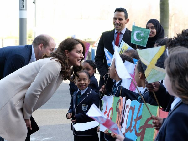 William & Catherine - Celebrating The Commonwealth , le 22 Mars 2018