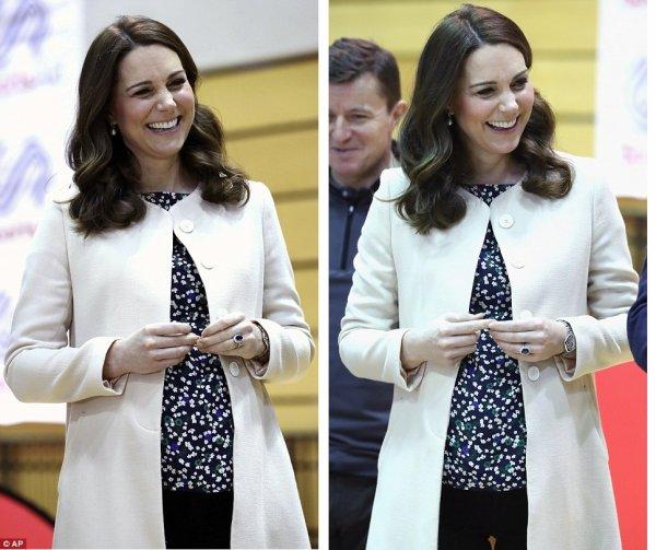 William & Catherine - Celebrating The Commonwealth , le 22 Mars 2018 _ Suite
