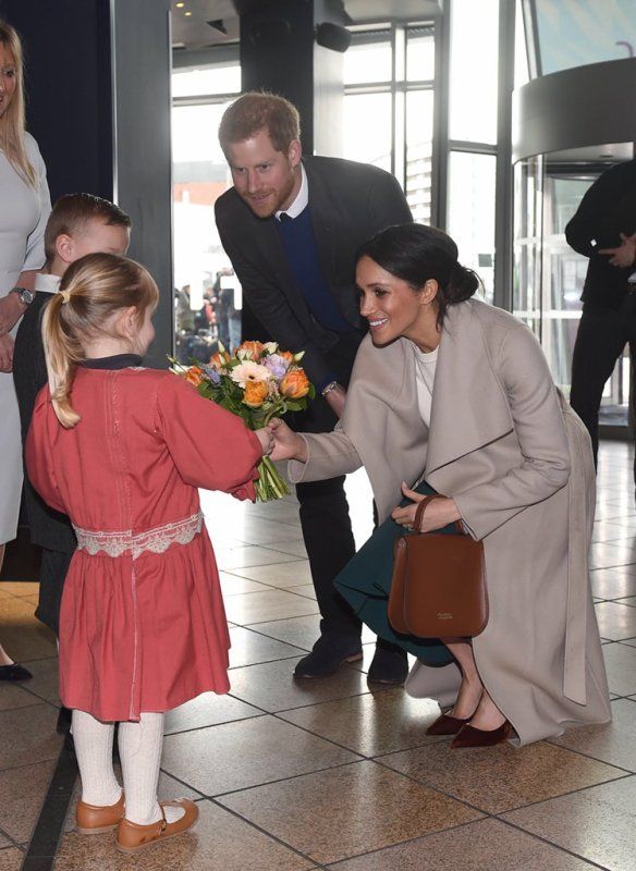 Prince Harry & Miss Meghan Markle - Belfast , le 23 Mars 2018 _ Suite