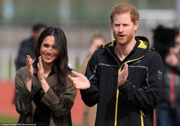 Prince Harry & Miss Meghan Markle - the UK Team Trials for the Invictus Games Sydney 2018 , le 06 Avril 2018 _ Suite