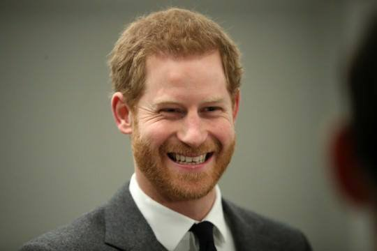 Prince Harry - the 'Walk Of America' Launch , le 11 Avril 2018 _ Suite