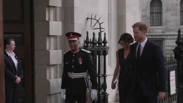 Prince Harry & Miss Meghan Markle -The 25th Anniversary Of Stephen Lawrence Memorial Service, le 23 Avril 2018 _ Suite