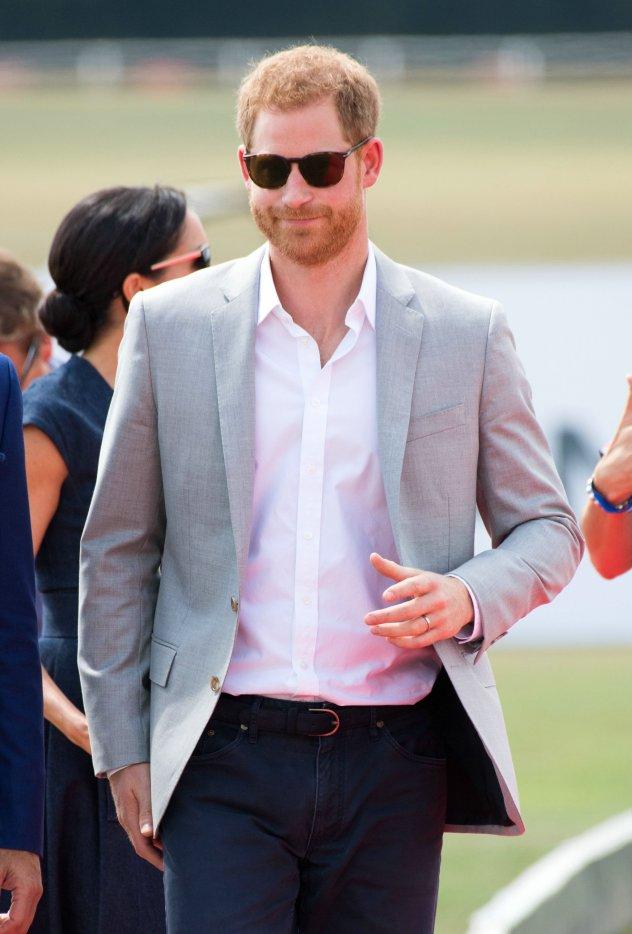 Harry & Meghan - Sentebale Polo 2018 , le 26 juillet 2018