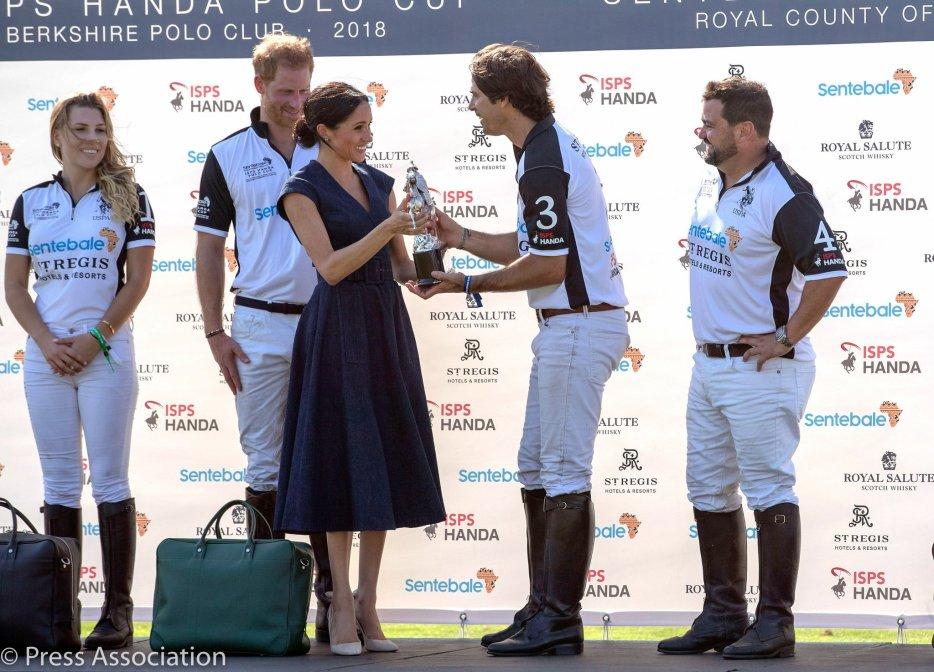 Harry & Meghan - Sentebale Polo 2018 , le 26 juillet 2018 _ Suite