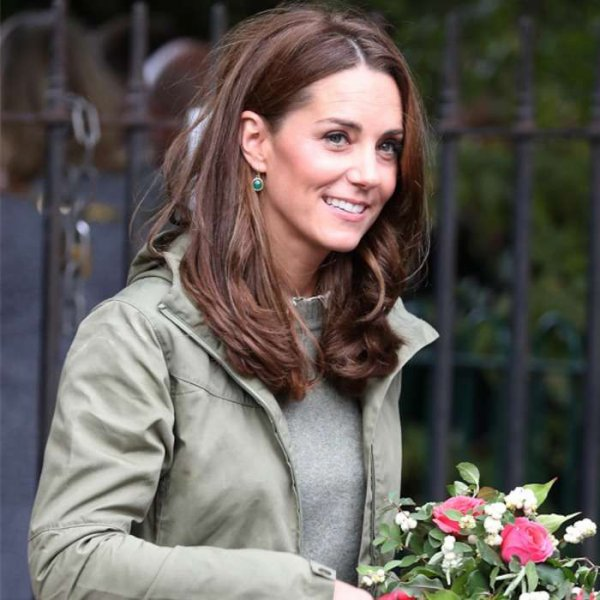 Duchess Catherine - SC Trust Forest School & Wildlife Garden , le 02 octobre 2018 _ Suite